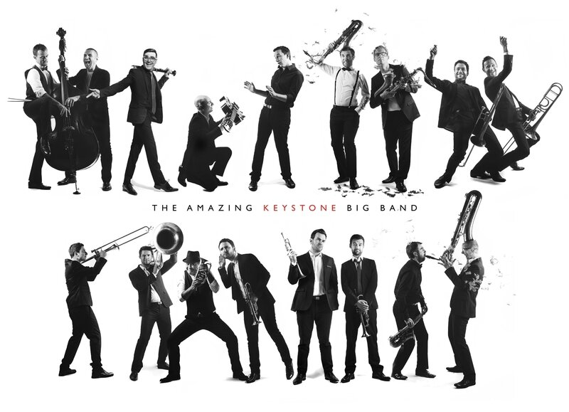 The Amazing Keystone Big Band ©Maxime de Bollivier