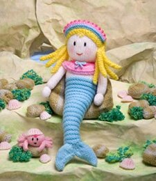 Mirabella The Mermaid - Mirabelle la sirène - Jean Greenhowe