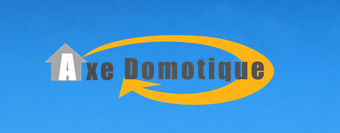 AXE DOMOTIQUE - SAINT ALBAN DE VAREZE - 38150 VERNIOZ - LOGO