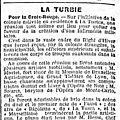 Eclaireur de nice 25 août 1914