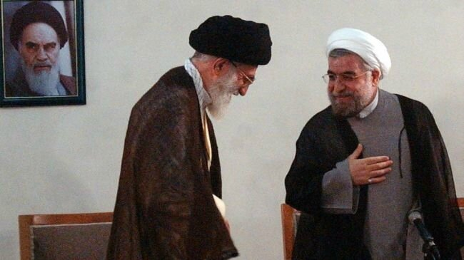Iran leaders