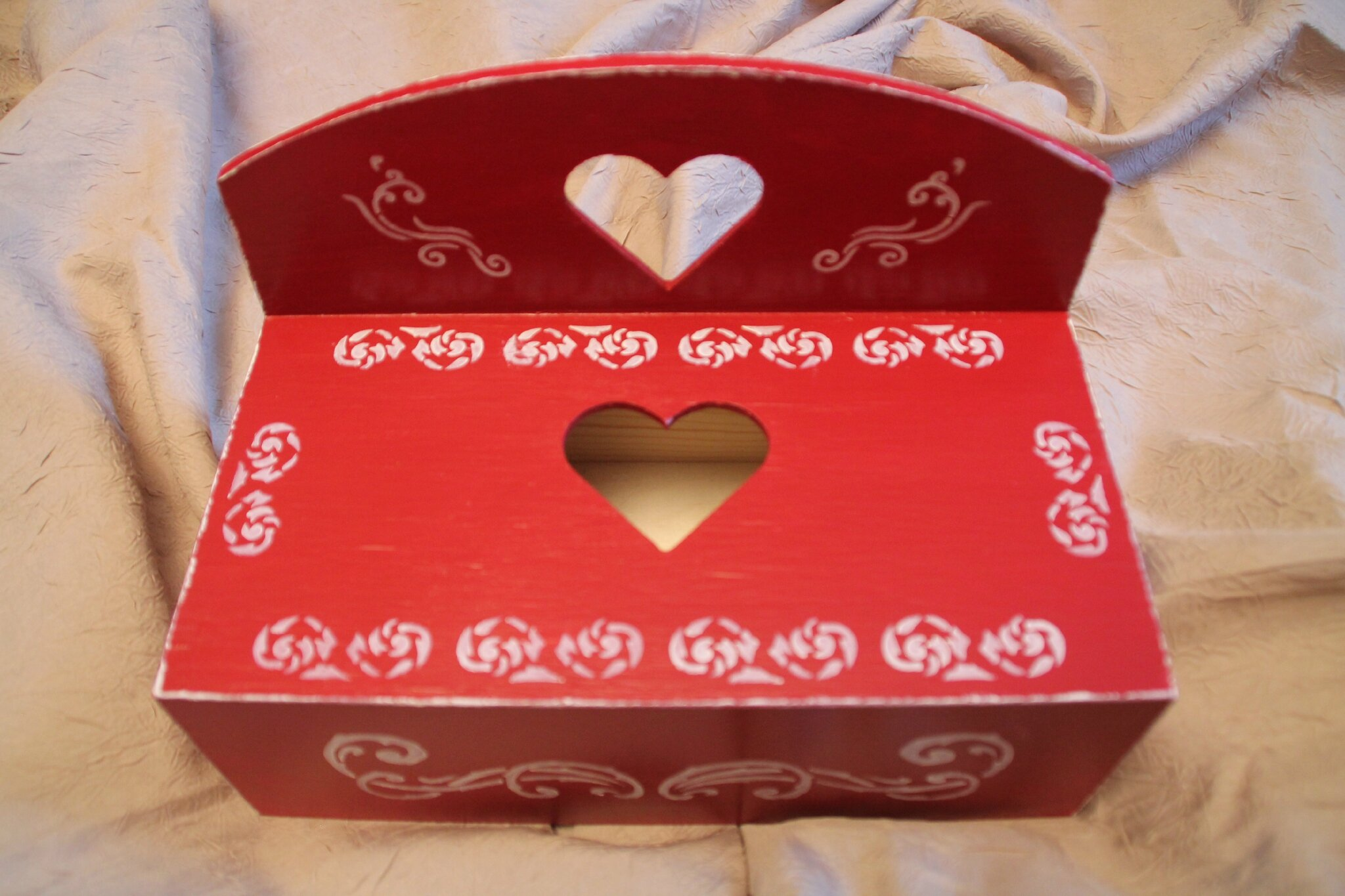 Boîte à mouchoirs 17 €