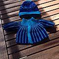 Les petits tricots de juin - juillet