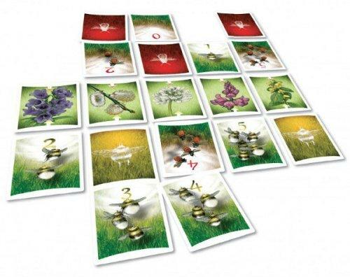 Boutique jeux de société - Pontivy - morbihan - ludis factory - Pollen cartes