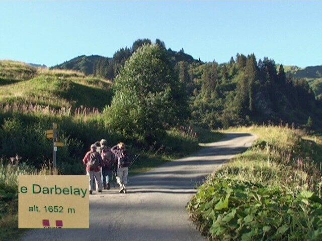 route pastorale