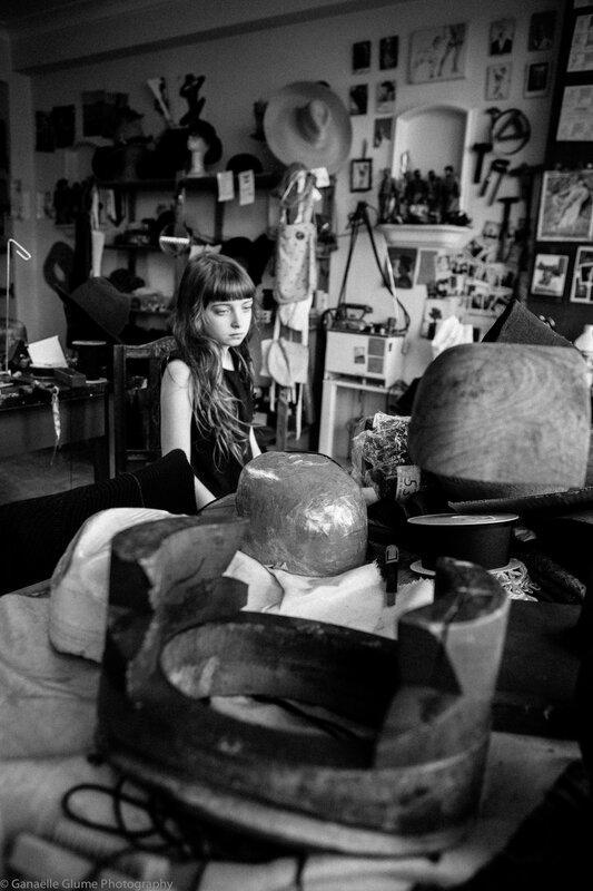 Dans l'atelier d'Elvis Pompilio-7386