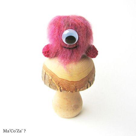 Boo-Boo cute amigurumi crochet