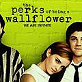 The perks of being a wallflower - le monde de charlie