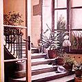 Escaliers sur toile (Année 2004)