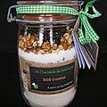 Cadeau gourmand : kit sos cookies
