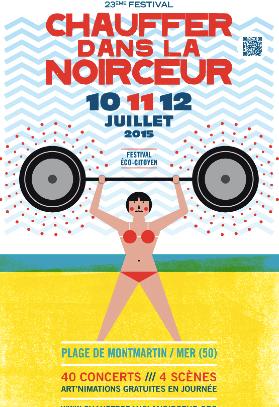 jeu-concours festival Chauffer dans la Noirceur 2015 : 5 places à gagner!