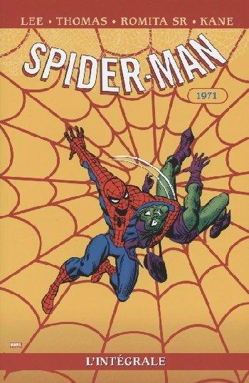 intégrale spiderman 1971