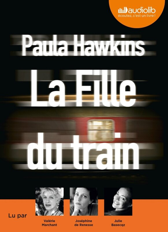 LA FILLE DU TRAIN CD