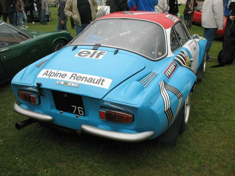 alpine a110 1600 tour de corse 1969 autos crois es. Black Bedroom Furniture Sets. Home Design Ideas