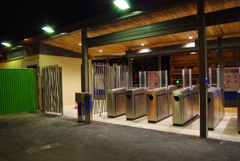 Nouvelle gare de Franconville - Le Plessis-Bouchard