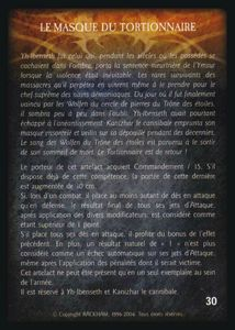 yh-ibenseth_dominant - le_masque_du_tortionnaire (artefact)