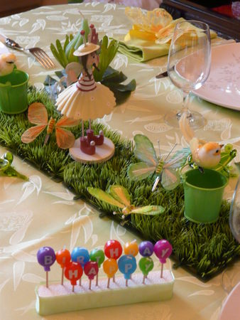 Decoration table anniversaire 60 ans homme for Decoration 25 ans