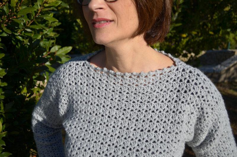 Pull crochet-laine-La chouette bricole (6)