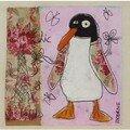 Cette année ,le pingouin est chic !!!!