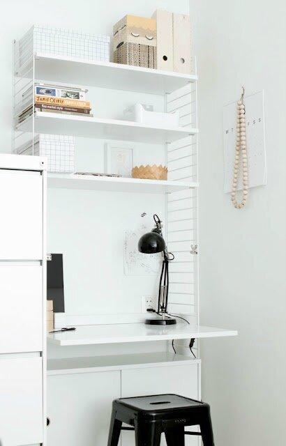 et si on rangeait notre bureau une touche de. Black Bedroom Furniture Sets. Home Design Ideas