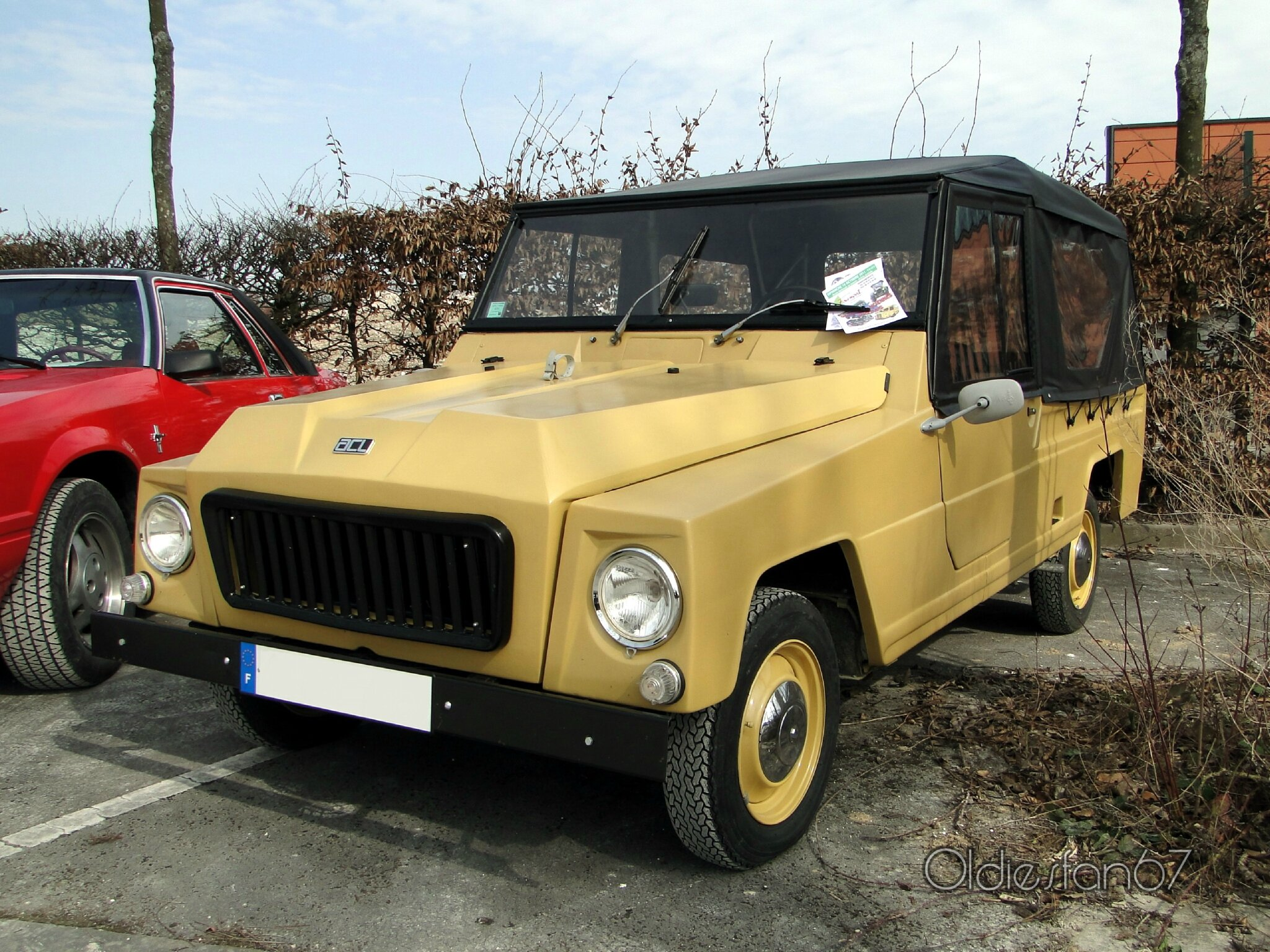 Acl Renault Rodeo 4 1970 1981 Oldiesfan67 Quot Mon Blog Auto Quot