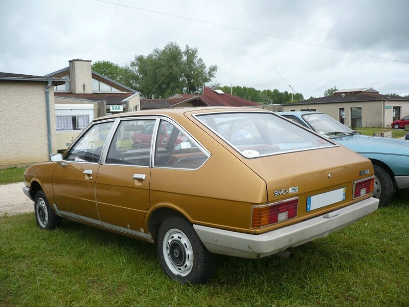 SIMCA CHRYSLER 1308 S 1978 Madine (2)