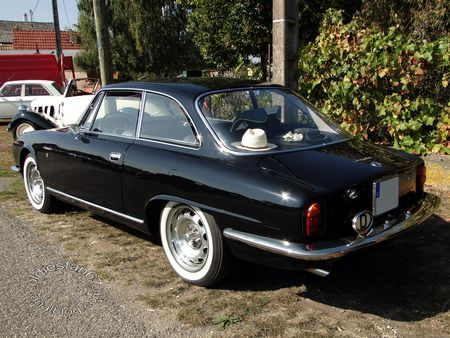 alfa romeo 2600 sprint 1965 randonnee vendanges rustenhart 2011 2