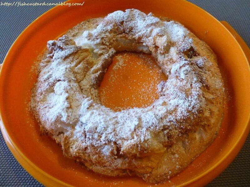 Gâteau mousseline au citron (9)
