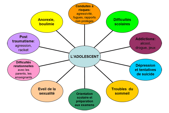Blog de services de l'adolescence non fiction