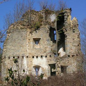 Le_Palais_Abbaye_en_ruines