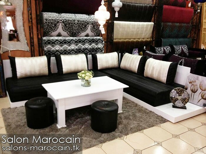salon marocain zeina 2014 salon marocain moderne. Black Bedroom Furniture Sets. Home Design Ideas