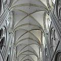 FecaTrin139La voûte de la nef en croisée d'ogives