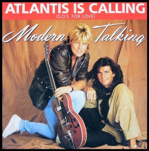 modern talking atlantis is calling