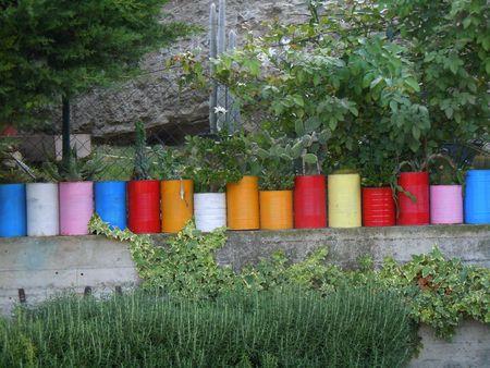 Pots colores