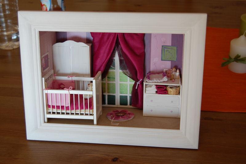 Quelques vitrines miniatures