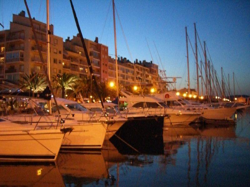 Le port d'Hyères