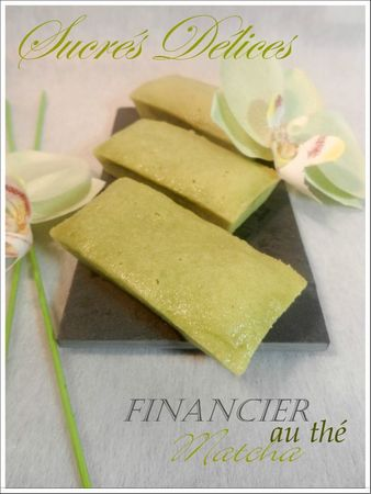 financier matcha 5bis