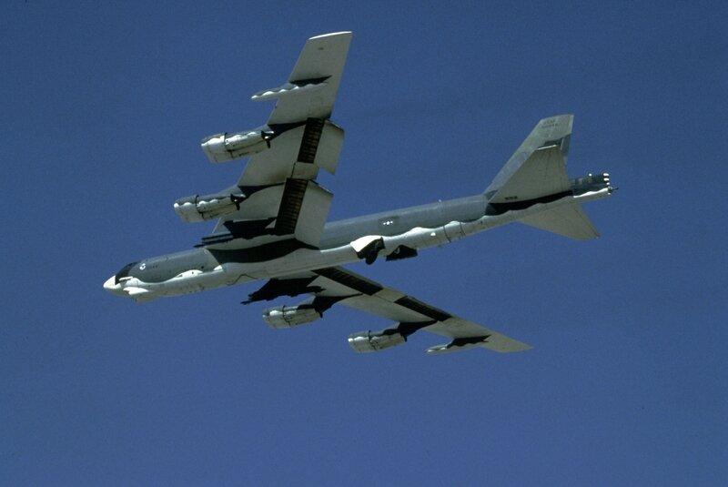 un B-52