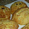 Tuesdays with dorie – buttermilk scones.