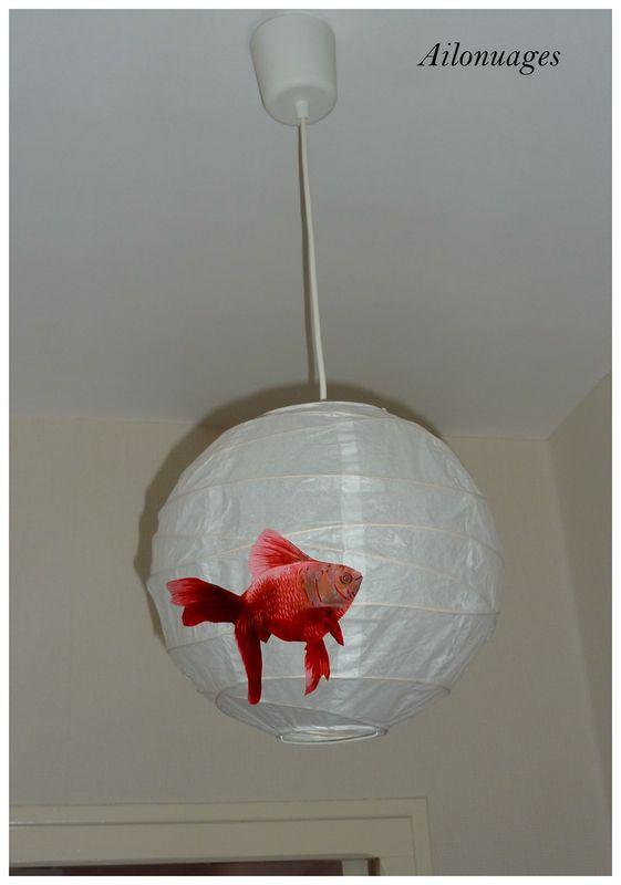 Nouvelle vie nouvelle d co les petits coins for Mini aquarium boule