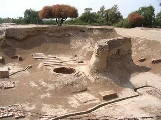 archéo-harappa ville