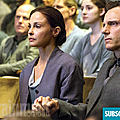 Parents de Tris Divergent movie