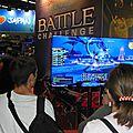 Bornes de jeu Final Fantasy XIV