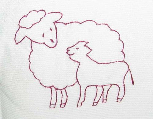 n°83 - Le mouton de Sophie