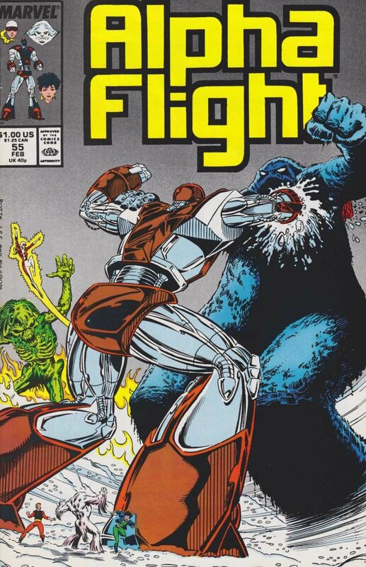 alpha flight 055
