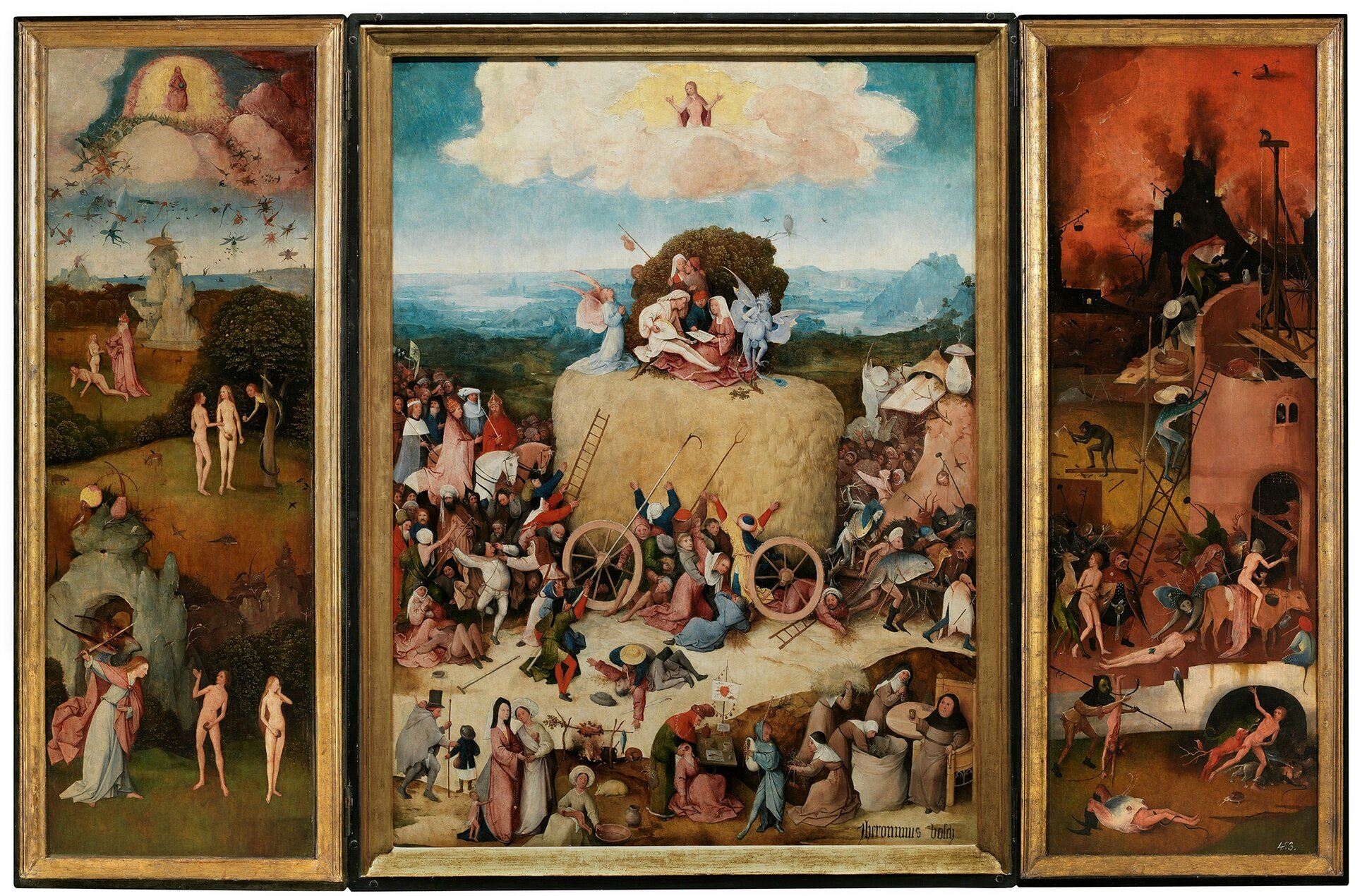 Bosch's monsters get new life for 500th anniversary exhibition in the Netherlands