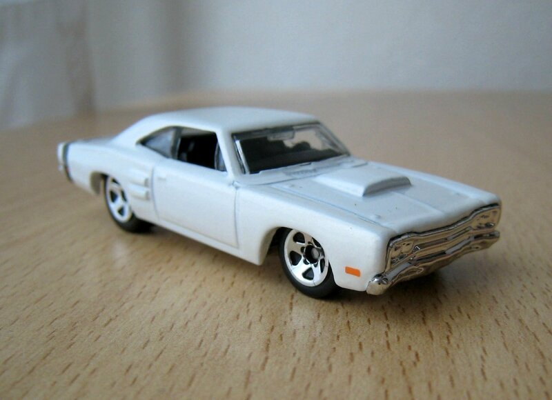 Dodge coronet super bee 1969 01 -Hotwheels- (2008)
