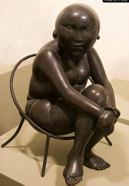 Cornelis Zitman _sculptures_artodyssey (28)
