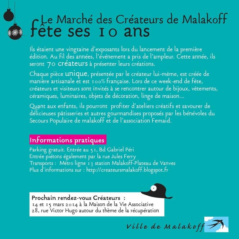 Flyer 2Marché des Créateurs Malakoff-2