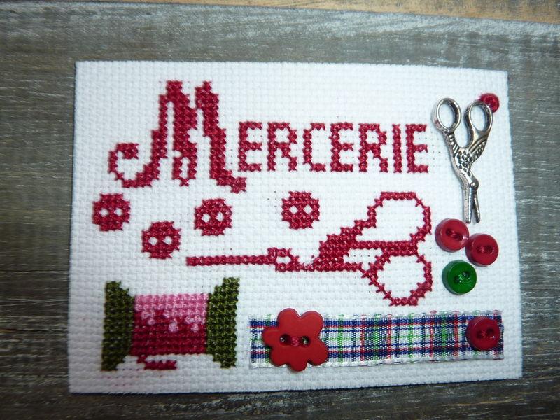 Ma Mercerie